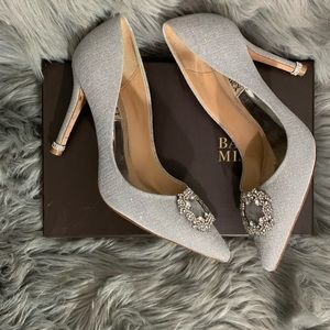 Beautiful sparkly shoes